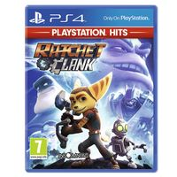 Juego-PS4-Ratchet---Clank
