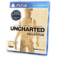 Juego-PS4-Uncharted--The-nathan-drake