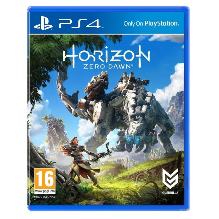 Juego-PS4-Horizon-zero-dawn