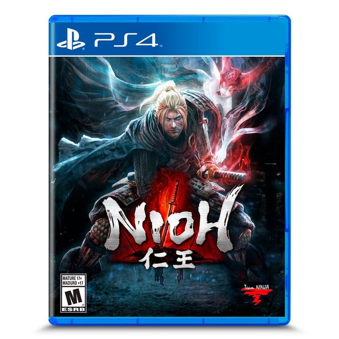 Juego-PS4-Nioh