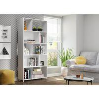 Biblioteca-blanco-91x189x30cm