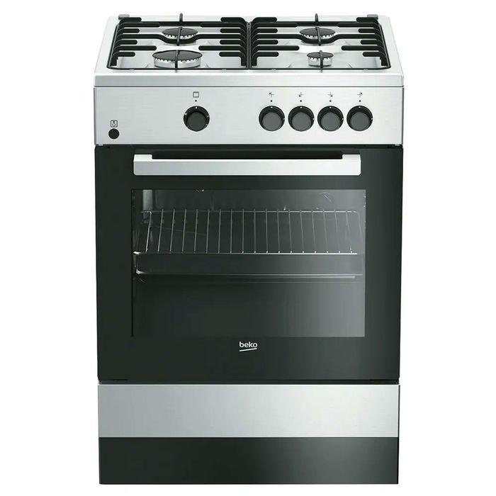 Cocina-BEKO-Mod.-FSG6200DXL-4-hornallas-gas