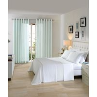 Juego-de-sabanas-Dohler-150-hilos-color-blanco-tamaño-king-size-100--algodon
