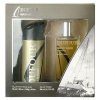 Pack-eau-de-toilette-Dufour-gold-sand-80-ml---desodorante-168-ml