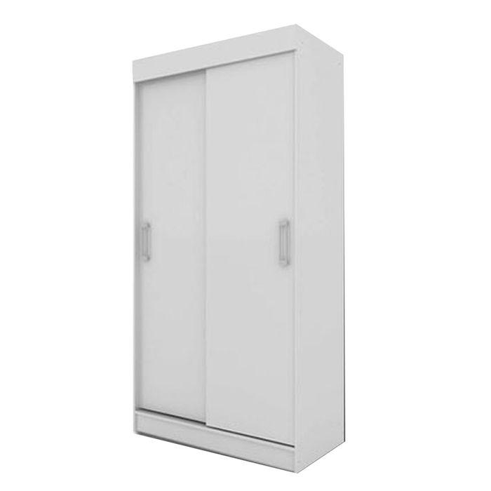 Ropero-2-puertas-corredizas-blanco-183x93x45cm