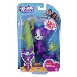Fingerlings-zorro-baby