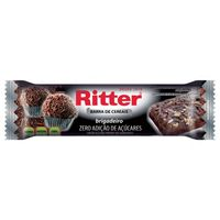 Barrita-cereal-Ritter-zero-brownie-25-g