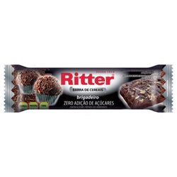 Barrita-cereal-Ritter-zero-brownie-25-g
