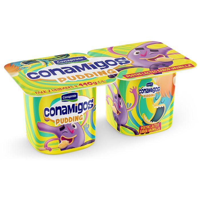 Pudding-Vainilla-Conamigos-CONAPROLE-x-2--220-g