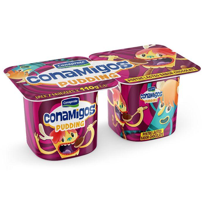 Pudding-Chocolate-Conamigos-CONAPROLE-pc.-x-2-un