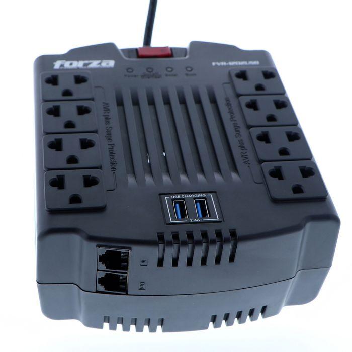 Regulador-de-voltaje-Forza-Mod.-FVR-1202usb