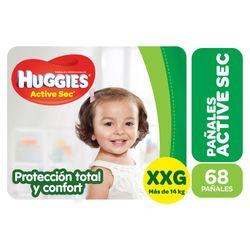 Pañales-Huggies-active-sec-hiper-XXG-68-un.