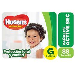 Pañales-Huggies-active-sec-hiper-G-88-un.