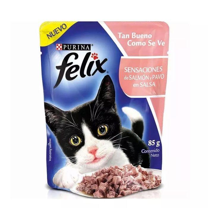 Alimento-para-gatos-Felix-salmon-85-g
