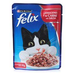 Alimento-para-gatos-Felix-carne-85-g