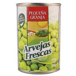 Arvejas-frescas-Pequeña-Granja-400-g