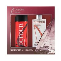 Pack-eau-de-toilette-Dufour-red-sail-80-ml---desodorante-168-ml