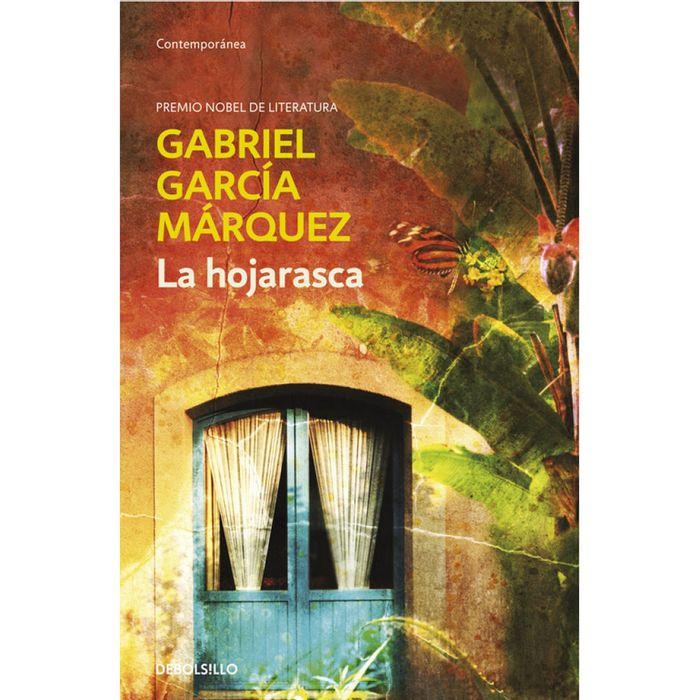 Hojarasca---Gabriel-Garcia-Marquez