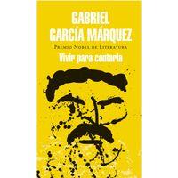 Vivir-para-contarla---Gabriel-Garcia-Marquez