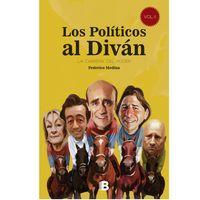Politicos-al-divan---Federico-Medina
