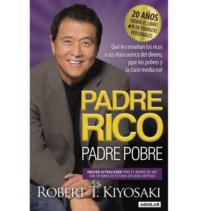 Padre-Rico-Padre-Pobre---Robert-Kiyosaki-Sharon-Lechter