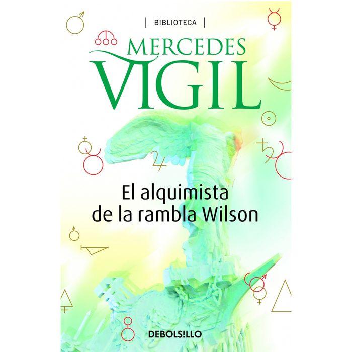 El-alquimista-de-la-rambla-Wilson---Mercedes-Vigil