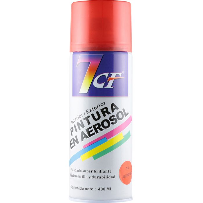 Aerosol-7CF-rojo-brillante-400ml