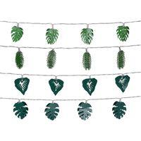 Guirnalda-diseño-hojas-con-10-led