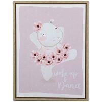 Lamina-infantil-con-marco-diseño-hipopotamo-30x40cm
