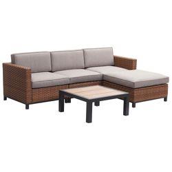 Sofa-de-jardin-con-butaca---mesa-baja