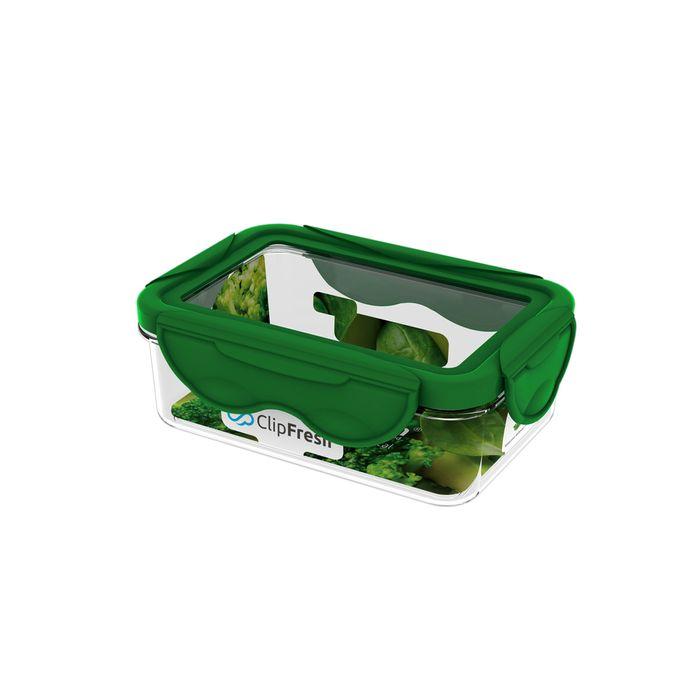 Contenedor-para-alimentos-0.8L-18.15x12.7-x-6.3cm-verde