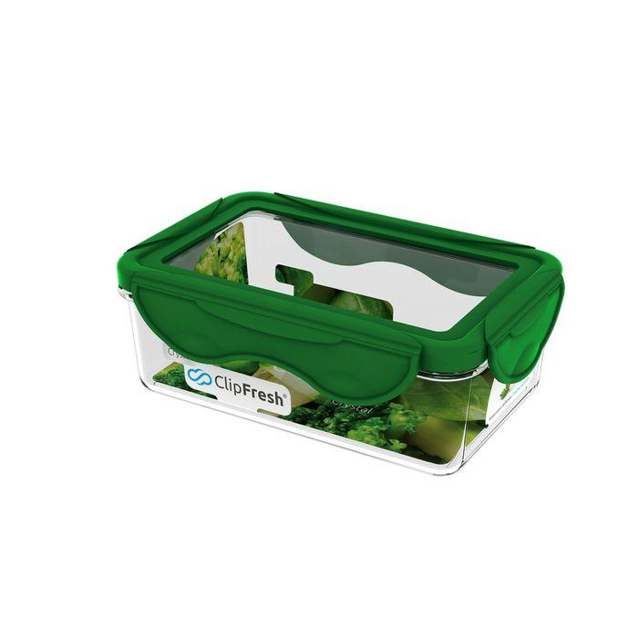 Contenedor-para-alimentos-1.1L-20.5x13.7x7.3cm-verde