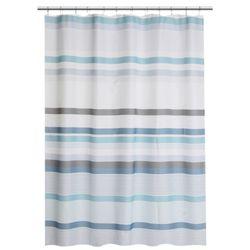 Cortina-diseño-rayas-azules-180x180cm-con-ganchos