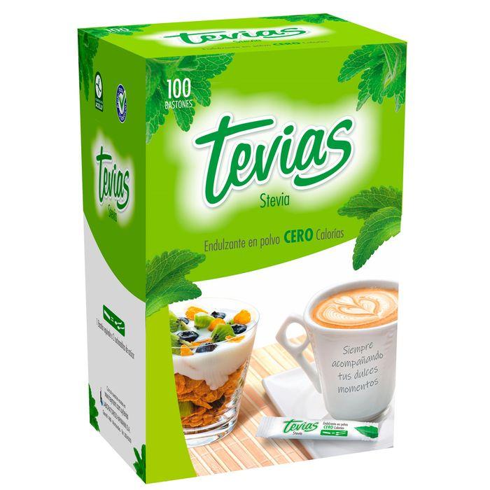 Edulcorante-Tevias-STEVIAS-100-Bastones