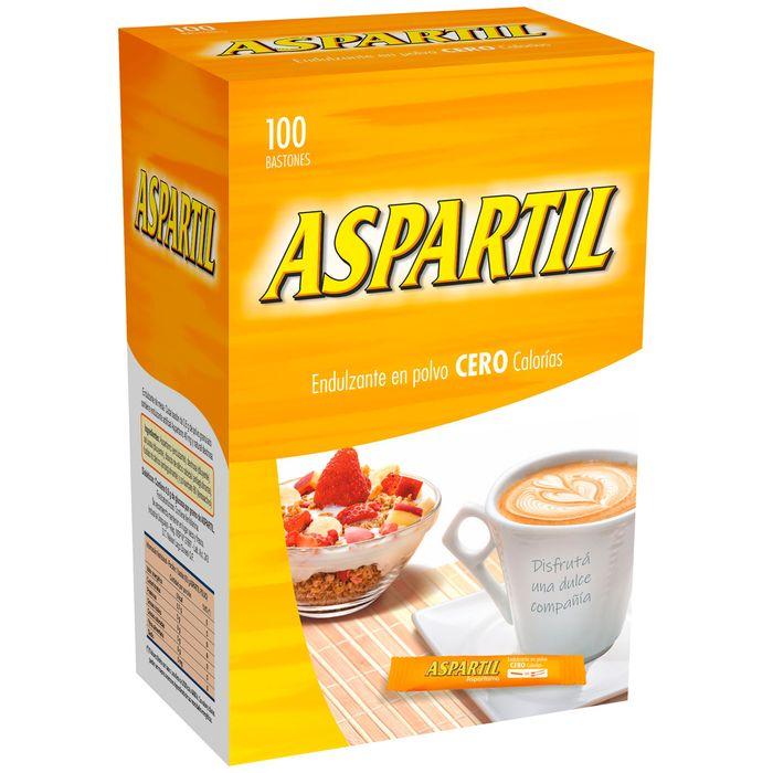Edulcorante-ASPARTIL-polvo-100-bastones