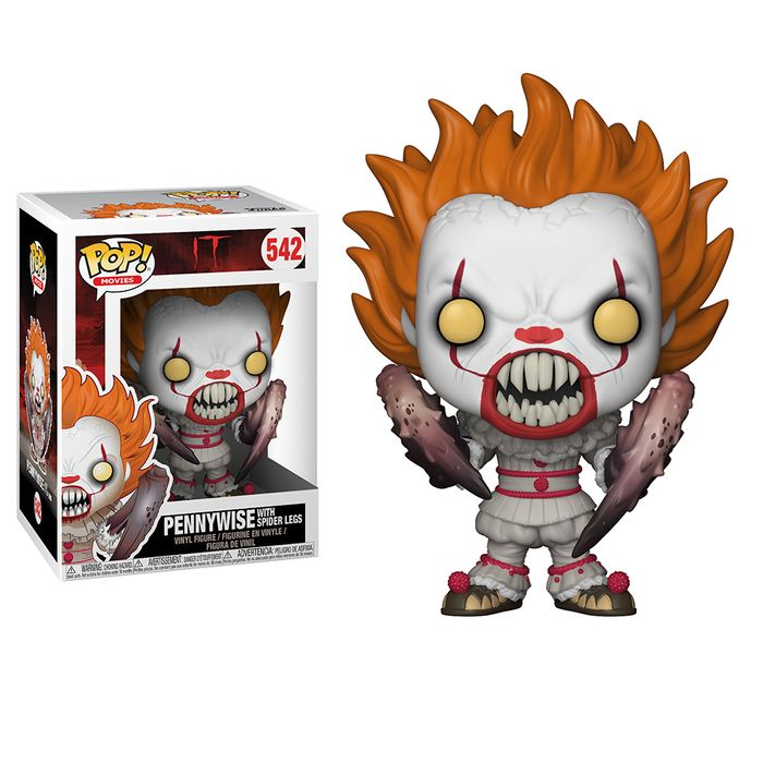 Funko-POP--Movies-It---Pennywise--spider-legs-