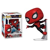 Funko-POP--Spider-man-far-from-home---Spider-man--upgraded-suit-