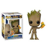 Funko-POP--Marvel-Avengers-infinity-wars---Groot-w--stormbreaker