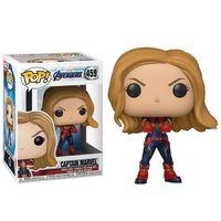 Funko-POP--Marvel-Avengers-endgame---Captain-marvel