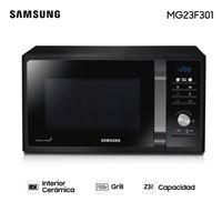 Microondas-SAMSUNG-Mod.-MG23F301-grill-23L