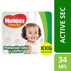 Pañales-Huggies-active-sec-hiper-XXG-34-un.