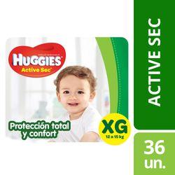 Pañales-Huggies-active-sec-hiper-XG-36-un.