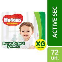 Pañales-Huggies-active-sec-hiper-XG-72-un.