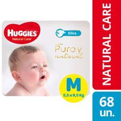 Pañal-Huggies-natural-Care-para-Ellos-M-68-un.