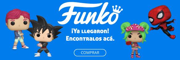 Trilogía izquierda - FUNKO- ciberlunes informática-