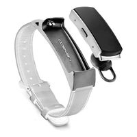 Smartwatch-leagoo-talk-band-b2-plata