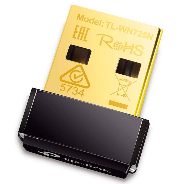 Adaptador-TP-link--inalambrico-usb-nano-Mod.-tpl-150mb