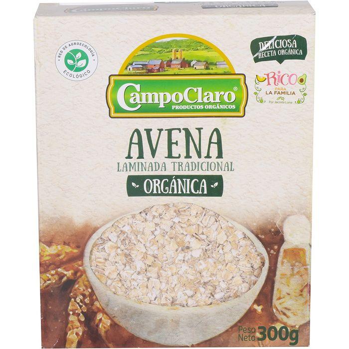 Avena-organica-CAMPOCLARO-300-gr