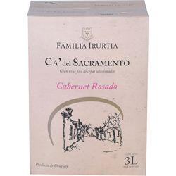 Vino-rosado-cabernet-sauvignon-Colonia-del-Sacramento