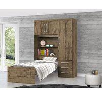 Ropero-con-cama-3-puertas-3-cajones-151.1x204.3x46.3cm